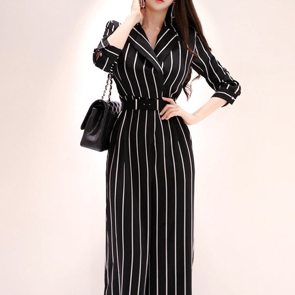 Elegant Rompers Wide Leg Jumpsuit