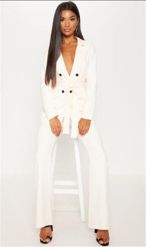 Work Pantsuit for Wedding Party