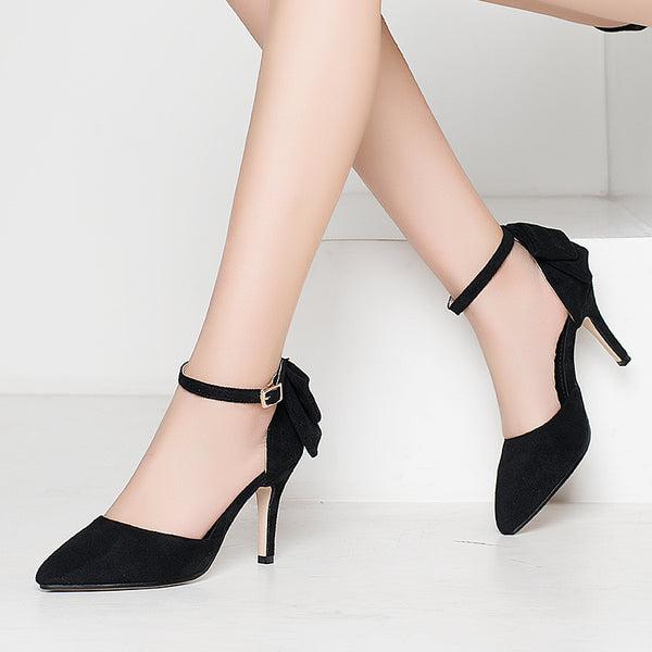 Women High Heels Brand Pumps Pointed