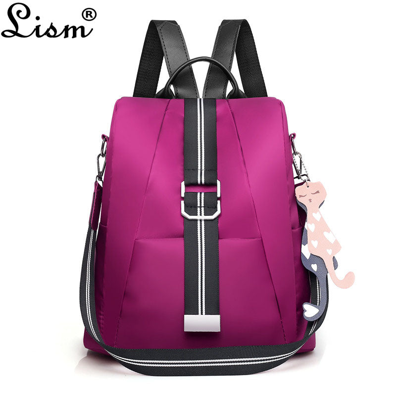 Elegant Ladies Backpack Bag