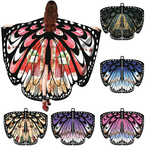 Cute Women Butterfly Wings