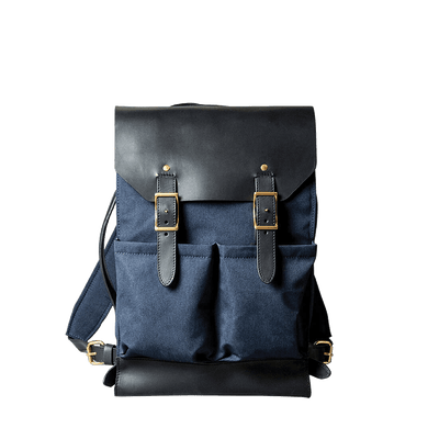 COMMUTER BACKPACK MINI - marine