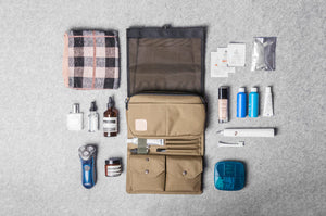 TRAVEL DOPP KIT - CORDURA