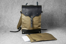 DESIGNER BACKPACK - forest