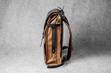 DESIGNER BACKPACK - toffee