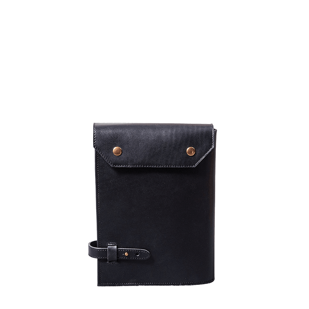 DESIGNER CLUTCH - black