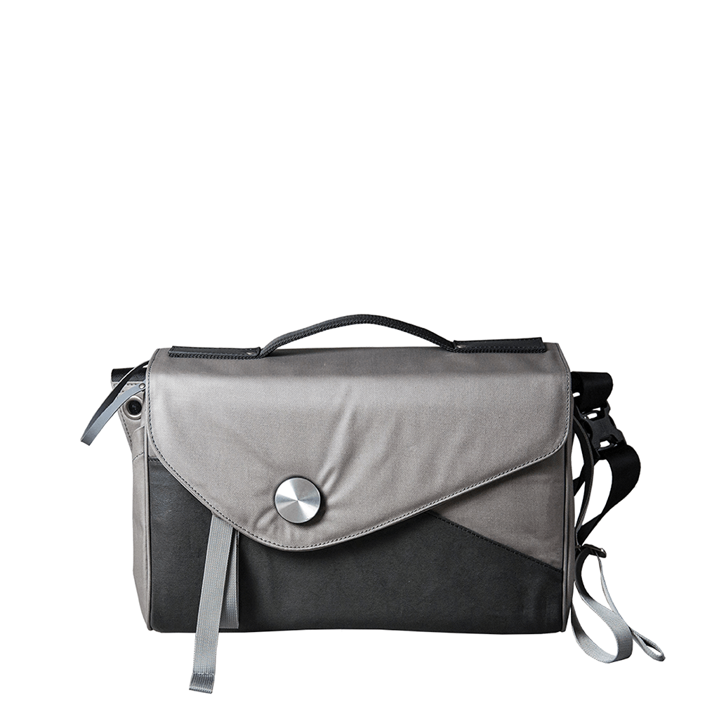 PHOTOGRAPHER MESSENGER - grey