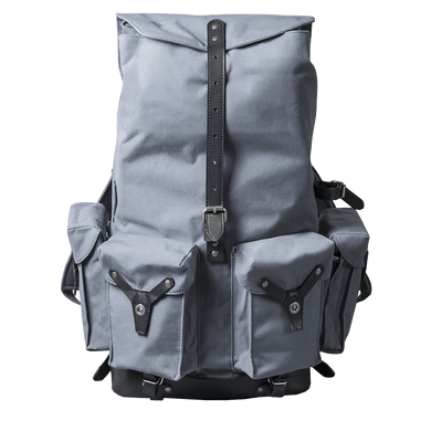 TRAVEL BACKPACK PLUS - grey