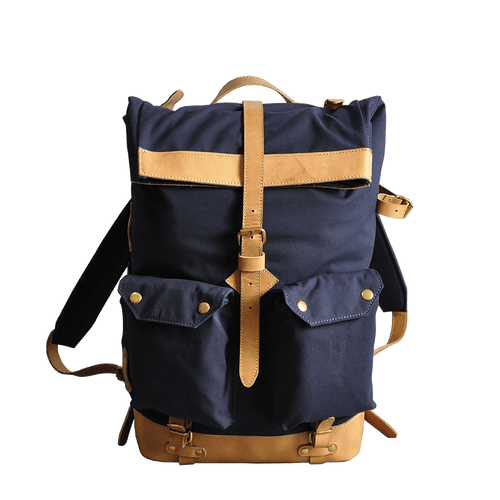 TRAVEL BACKPACK - marine