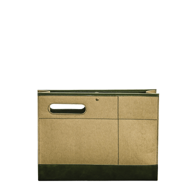 WASHABLE KRAFT PAPER FOLIO - forest