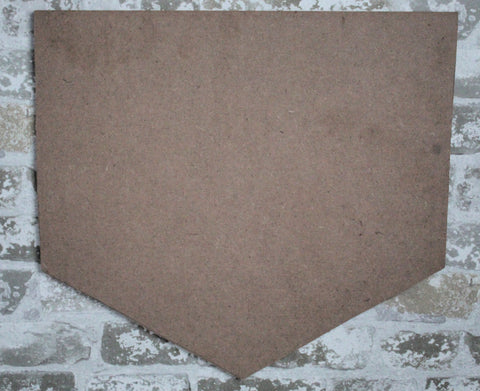 Home Plate Blank
