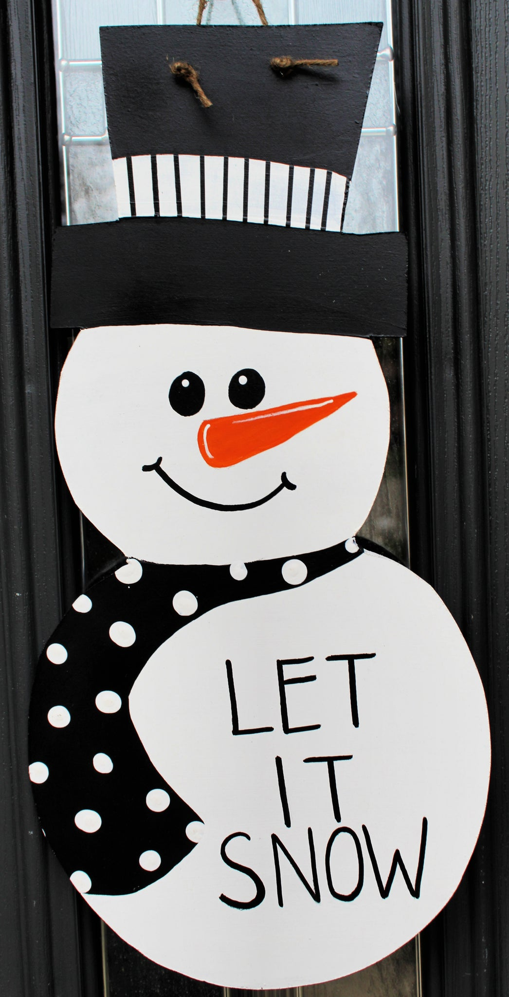 Snowman - Let it Snow
