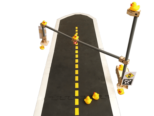 Traffic Light - the Duckietown project store