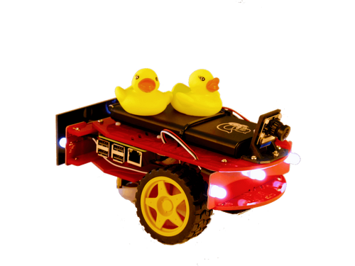 Duckiebot (DB18) - the Duckietown project store