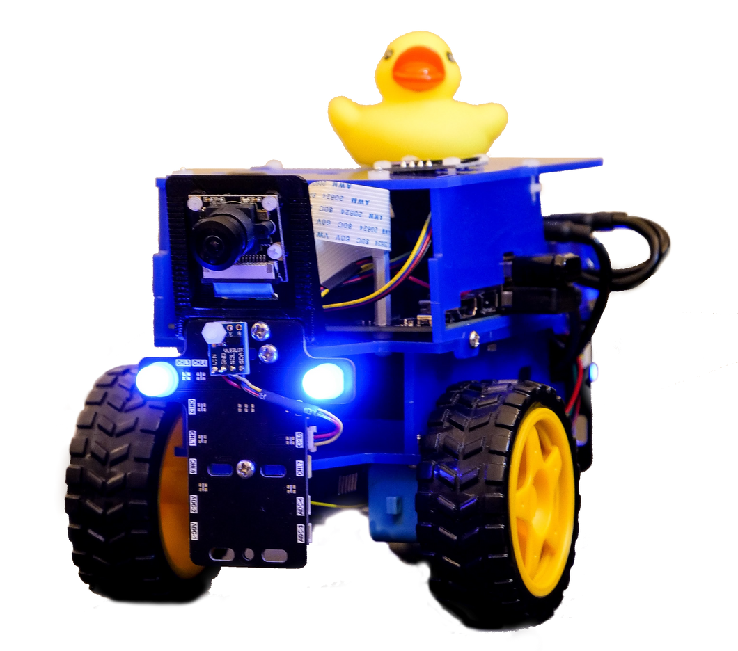Duckiebot MOOC Founder's Edition - the Duckietown project store