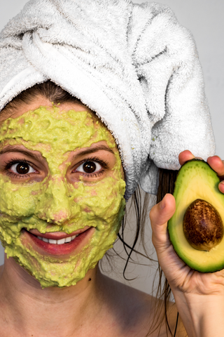 5 Avocado Face Mask Recipes For Every Skin Type