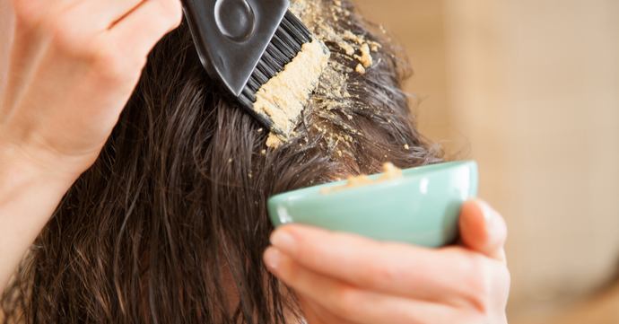 DIY Hair Mask: 5 Fast Fixes For Every Hair Dilemma