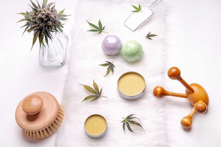 Here's Why You Should Be Using CBD Bath Bombs