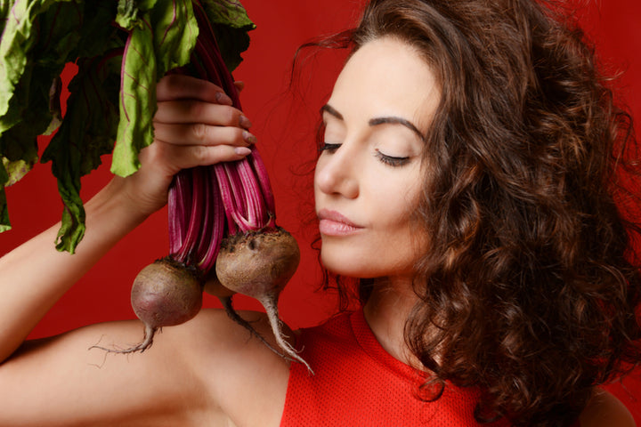 Youthful Skin Comes with Beetroot Extract. That's a Fact.