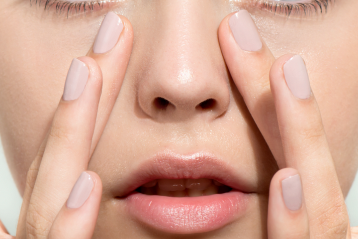 Dry skin around eyes: Here's how to treat it