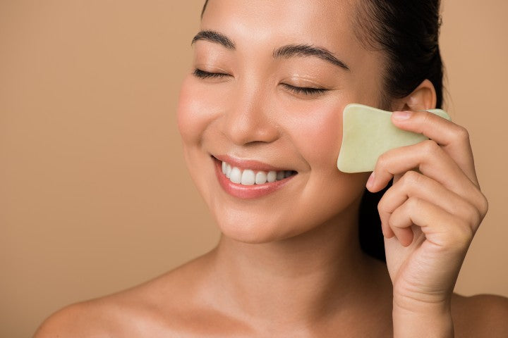 Give Your Skin a Workout with Gua Sha
