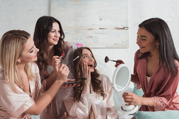 A Beauty Checklist for Brides and Bridesmaids