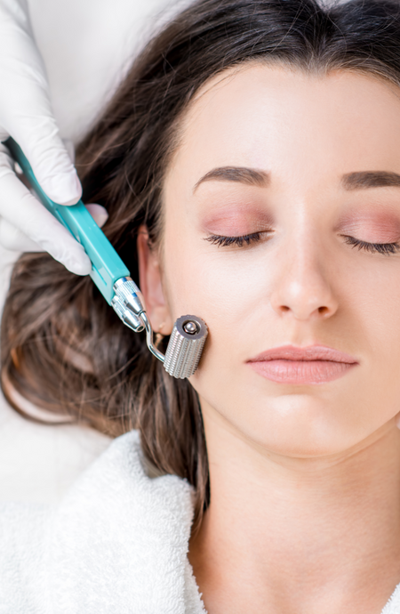 Microneedling at Home? What You Need to Know
