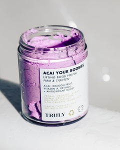 Acai Your Boobies Lifting Boob Polish Firm & Tighten