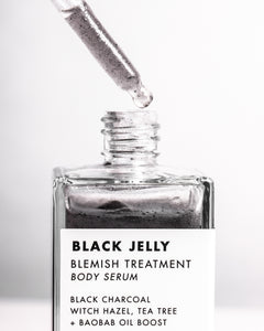 Black Jelly Blemish Treatment Body Serum