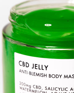CBD Jelly Anti-Blemish Body Mask