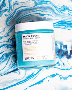 Moon Rocks Whipped Body Scrub