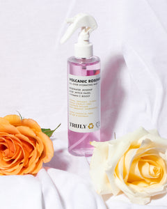 Volcanic Rosewater All‐Over Hydrating Mist