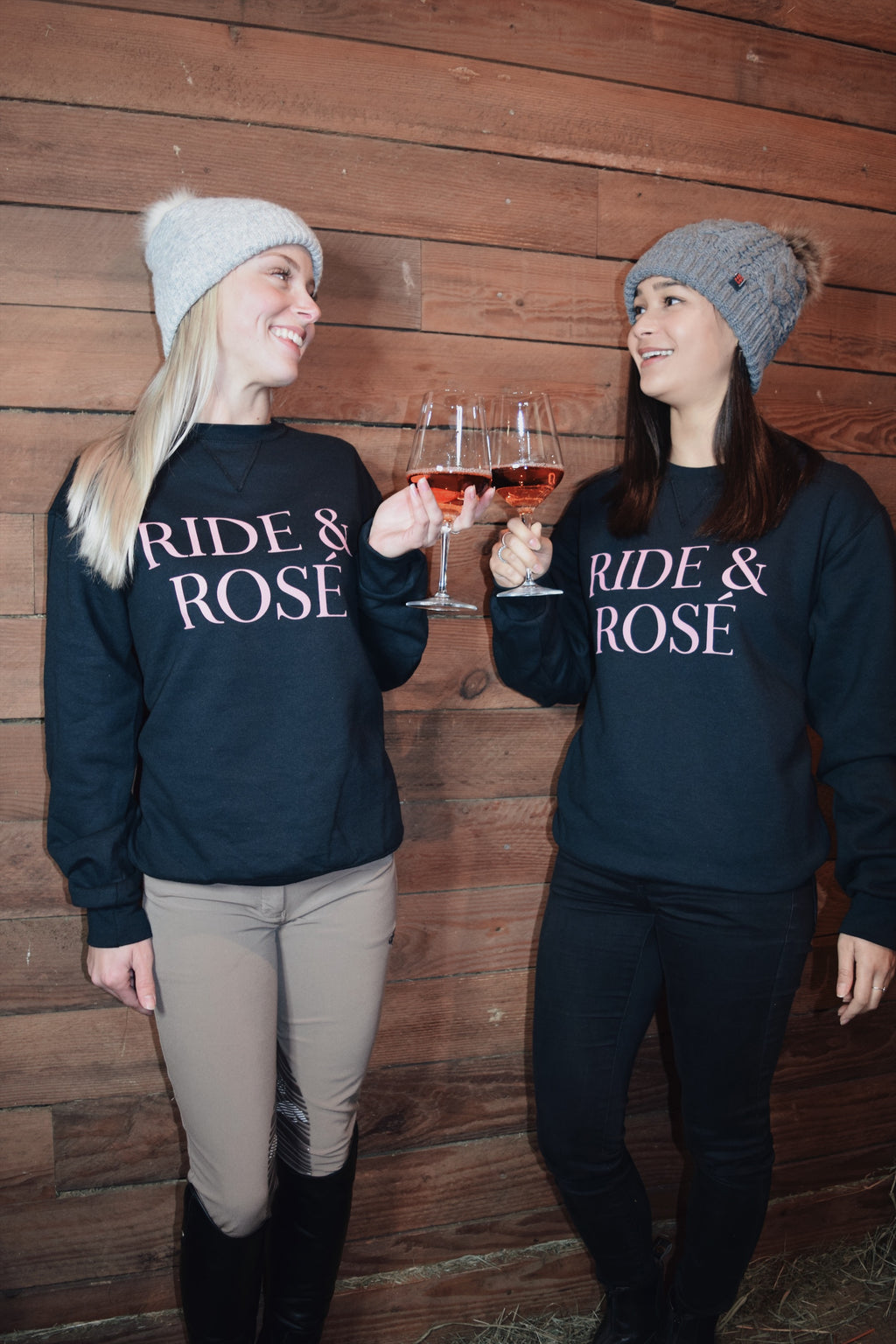 Ride & Rose` Crewneck