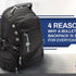 4 Reasons Why a Bullet-Proof Backpack Is Beneficial for Everyday Use