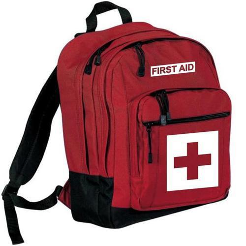 First Aid Backpacks