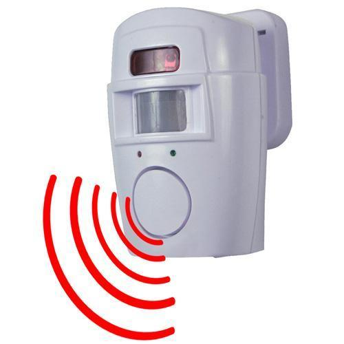 Motion Detector Alarms