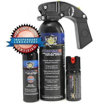 Streetwise® Pepper Spray