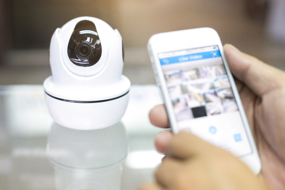 CCTV and app