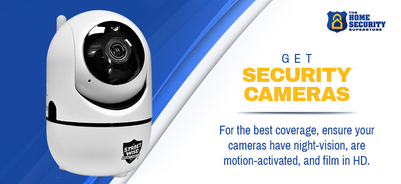 Get Security Cameras