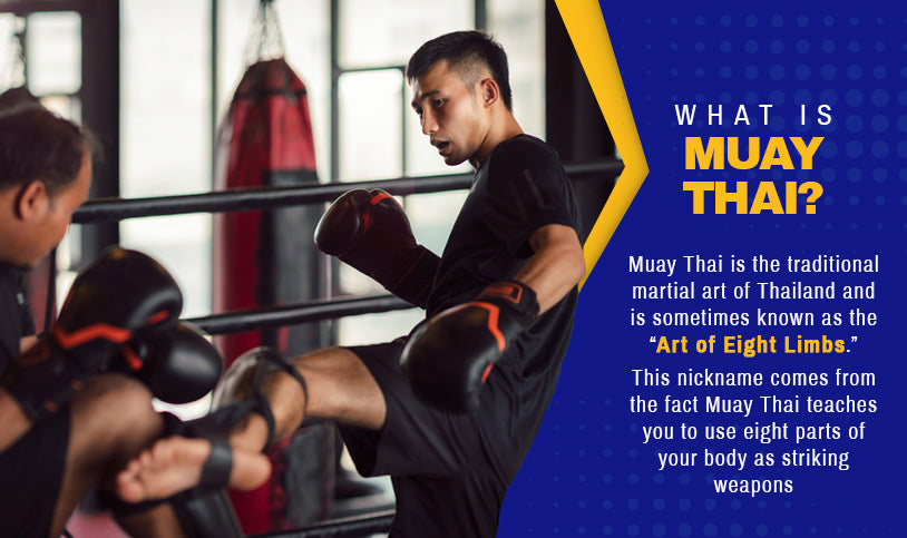 what is muay thai