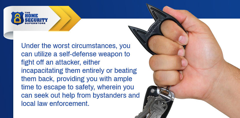 Self defense weapon