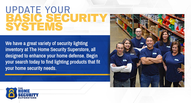 Update Your Basic Security Systems