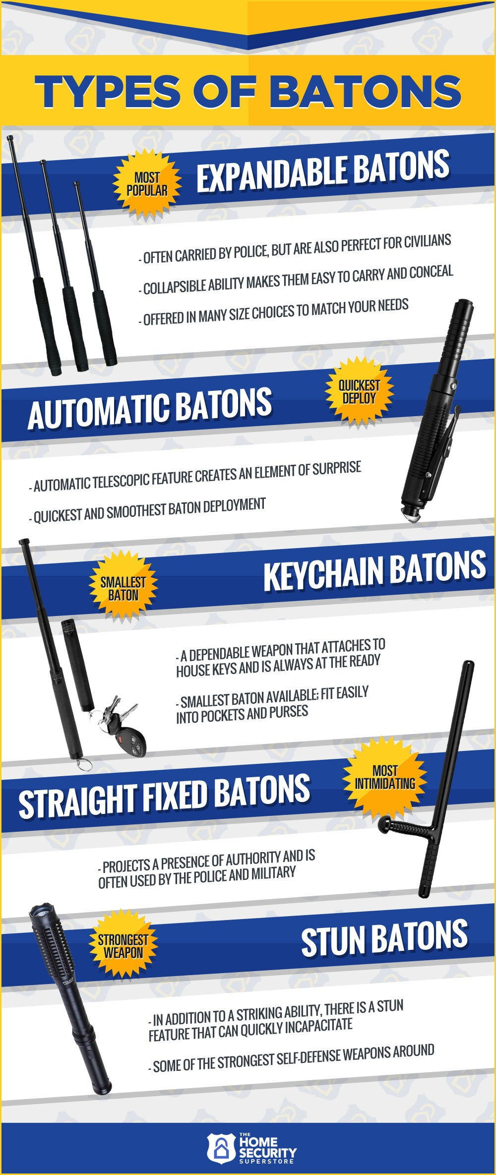 How To Choose A Baton