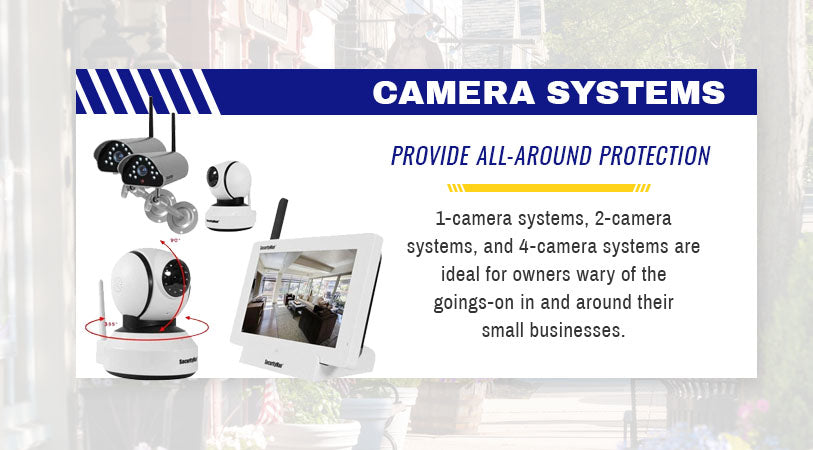 camera systems graphic