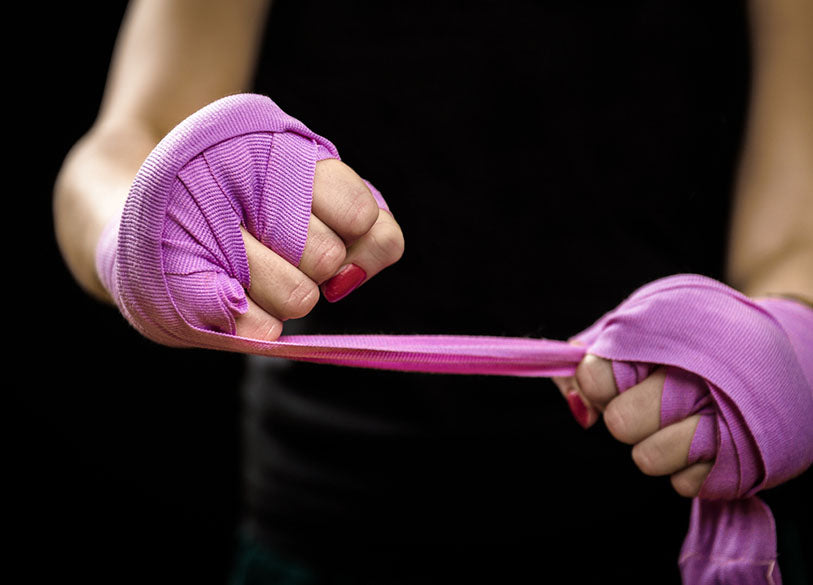 hand wraps for boxing