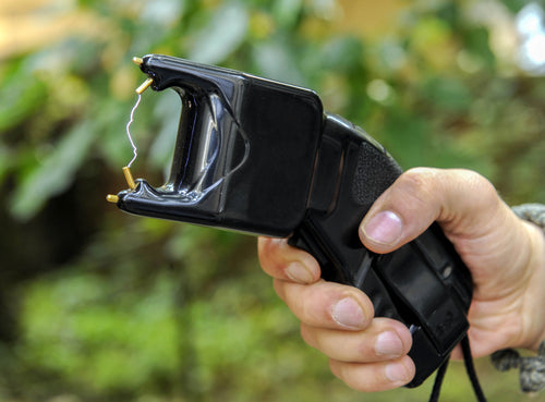 high voltage stun gun