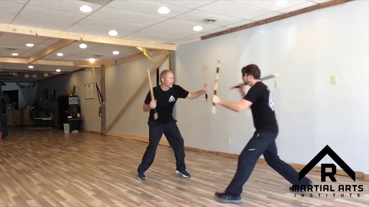 David Mitchell - Awareness In Self Defense Moves
