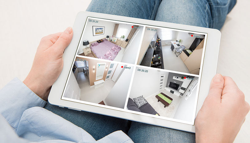 rooms on the internet viewing with home cameras