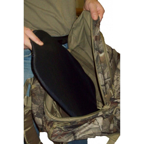 "Streetwise™ Level 3A Bulletproof Backpack Soft Armor Insert 11"" x 14"""