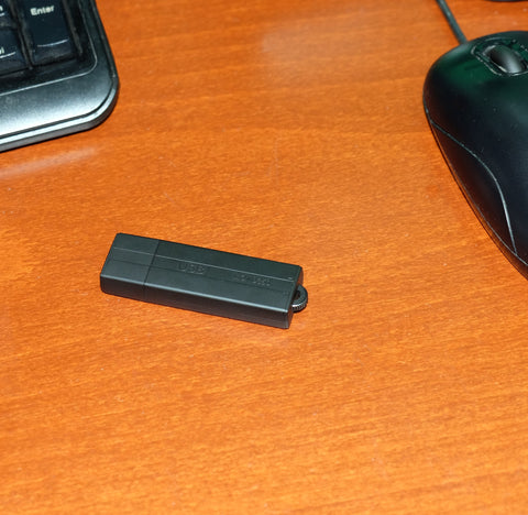 Voice Activated USB Drive Voice Recorder 8GB